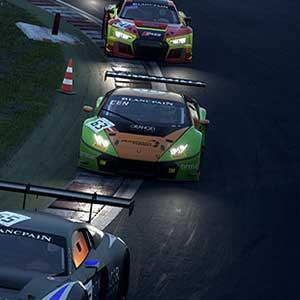 Voitures Blancpain GT Series