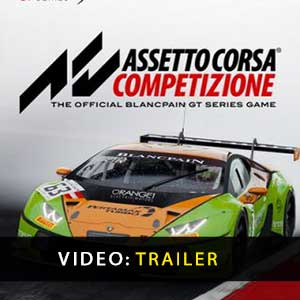 Acheter Assetto Corsa Competizione Clé CD Comparateur Prix