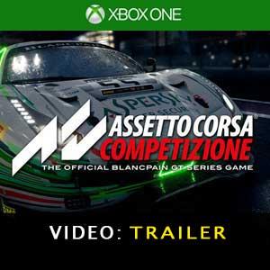 Acheter Assetto Corsa Competizione Xbox One Comparateur Prix