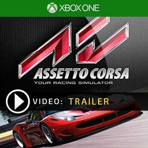 Assetto Corsa Xbox One en boîte ou à télécharger