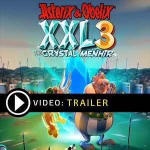 Buy Asterix & Obelix XXL 3 The Crystal Menhir CD Key Compare Prices