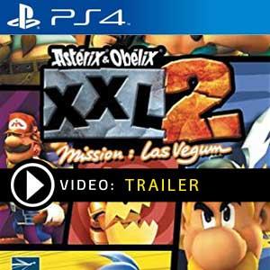 Asterix & Obelix XXL 2 PS4 en boîte ou à télécharger