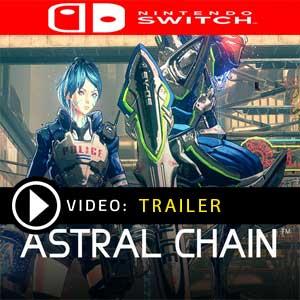 ASTRAL CHAIN Nintendo Switch en boîte ou à télécharger