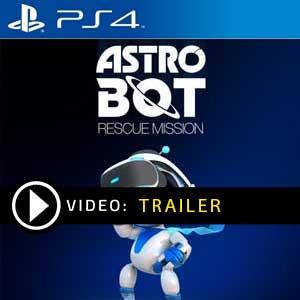 Astro Bot Rescue Mission VR PS4 en boîte ou à télécharger