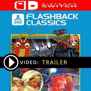 Atari Flashback Classics Nintendo Switch en boîte ou à télécharger