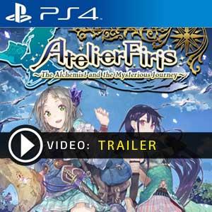 Atelier Firis The Alchemist and the Mysterious Journey PS4 en boîte ou à télécharger