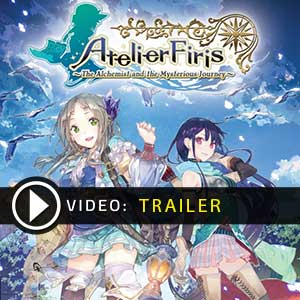 Atelier Firis The Alchemist and the Mysterious Journey