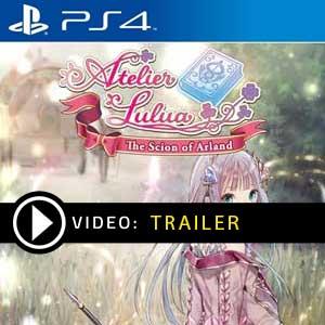 Atelier Lulua The Scion of Arland PS4 en boîte ou à télécharger