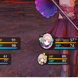 Gameplay Atelier Lydie & Suelle The Alchemists and the Mysterious Paintings Nintendo Switch