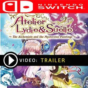 Atelier Lydie & Suelle The Alchemists and the Mysterious Paintings Nintendo Switch Comparateur Prix en boîte ou à télécharger