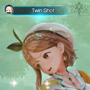 Atelier Ryza 2 Lost Legends & The Secret Fairy bataille