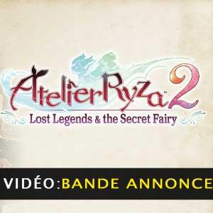 Atelier Ryza 2 Lost Legends & The Secret Fairy vidéo de la bande-annonce