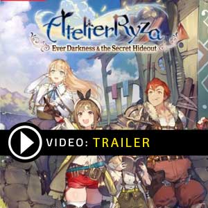 Buy Atelier Ryza Ever Darkness & the Secret Hideout CD Key Compare Prices