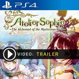 Atelier Sophie PS4 en boîte ou à télécharger