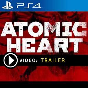 Atomic Heart PS4 en boîte ou à télécharger