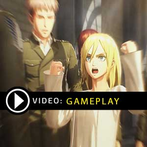 Attack on Titan 2 Final Battle PS4 Gameplay Video