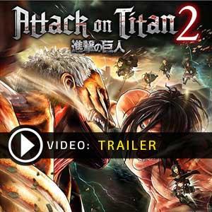 Acheter Attack On Titan 2 Clé CD Comparateur Prix