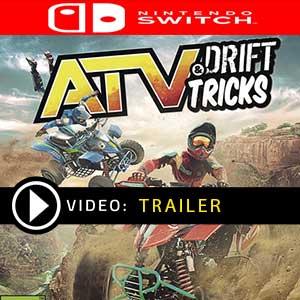 ATV Drift and Tricks Nintendo Switch en boîte ou à télécharger