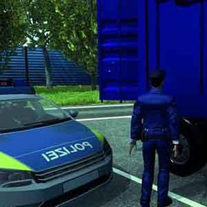 Autobahn-Police Simulator 2015 - Contrôle de police