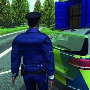 Autobahn-Police Simulator 2015 - Voiture de police