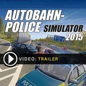 Acheter Autobahn-Police Simulator 2015 Clé Cd Comparateur Prix