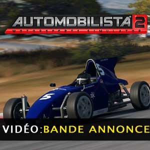 Automobilista 2 Bande-annonce vidéo