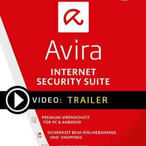 Acheter Avira Internet Security Suite 2018 Clé CD Comparateur Prix