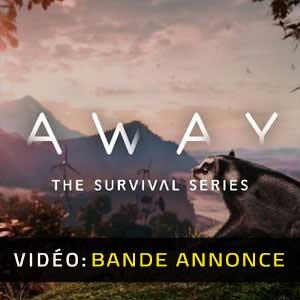 AWAY The Survival Series Bande-annonce Vidéo