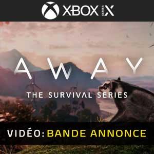 AWAY The Survival Series Xbox Series X Bande-annonce Vidéo