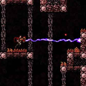 Axiom Verge Gameplay