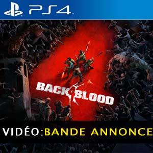 Back 4 Blood PS4 Bande-annonce vidéo
