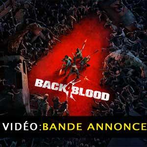 Back 4 Blood Bande-annonce vidéo