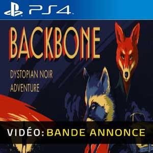 Backbone PS4 Bande-annonce Vidéo