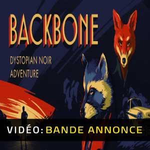 Backbone Bande-annonce Vidéo