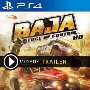Acheter Baja Edge of Control HD PS4 Code Comparateur Prix