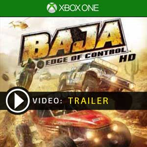 Acheter Baja Edge of Control HD Xbox One Code Comparateur Prix