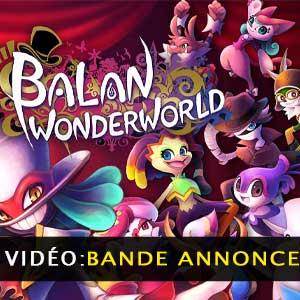 Balan Wonderworld Bande-annonce vidéo
