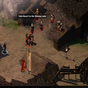 Baldurs Gate Siege of Dragonspear Gameplay