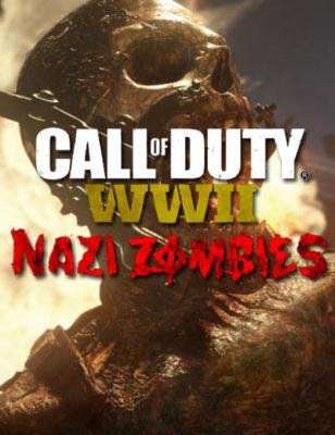 La bande-annonce de Call of Duty WWII Nazi Zombies est dévoilée