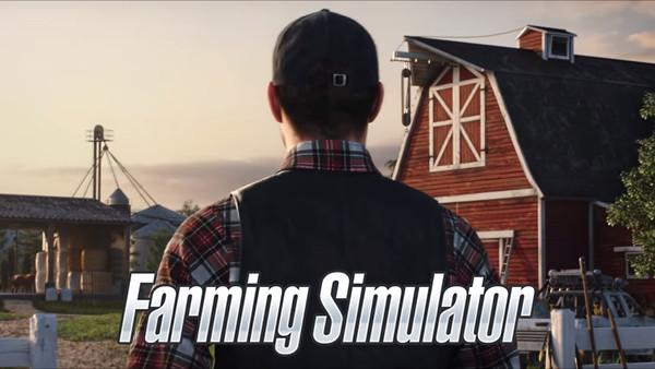 Farming Simulator 19 trailer