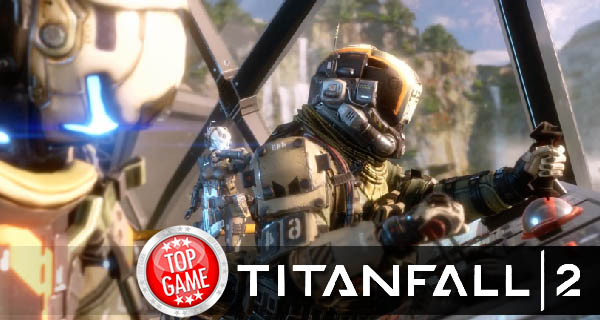 Titanfall 2 pilotes bande annonce