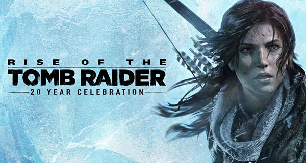 Rise of the Tomb Raider 20 Year Celebration Trailer