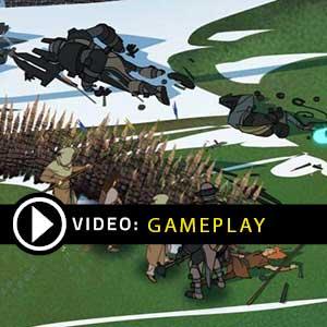 Banner Saga Trilogy Nintendo Switch Gameplay Video