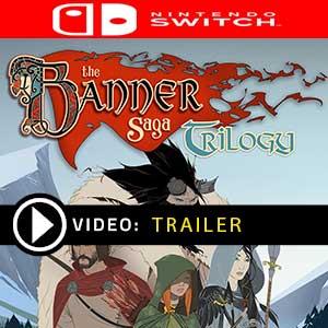 Acheter Banner Saga Trilogy Nintendo Switch comparateur prix