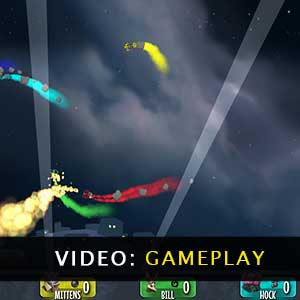 Baron Fur Is Gonna Fly Gameplay Video