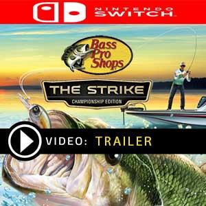 Acheter Bass Pro Shops The Strike Nintendo Switch comparateur prix
