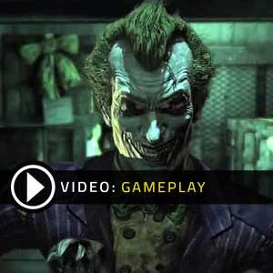 Batman Arkham Asylum Gameplay Video