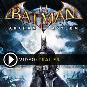 Acheter Batman Arkham Asylum Clé Cd Comparateur Prix