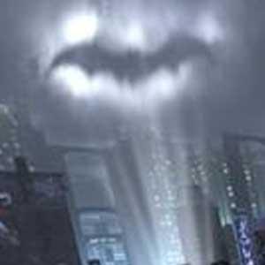 Batman Arkham City - Bat Signal