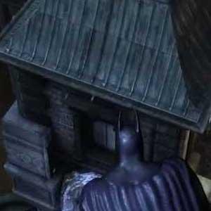 Batman Arkham City - Surveillance